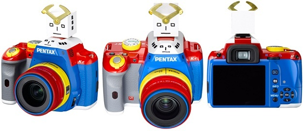 pentax limited edition Korejanai K-r DSLR