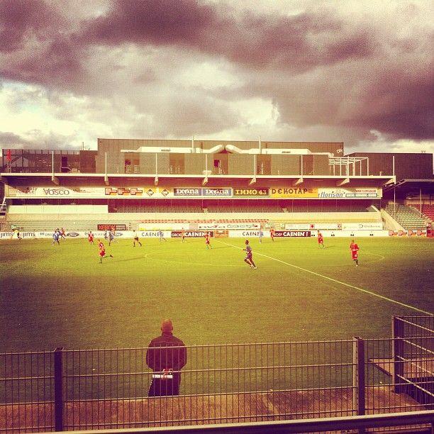 Albertparkstadion   KV Oostende
