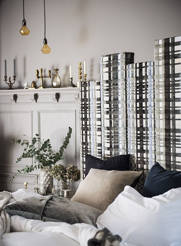 Design collaboration between Carpe Diem Beds of Sweden and Designers Guild. | PerPR
