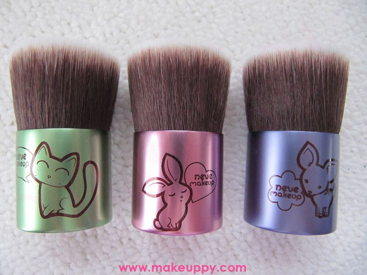 Neve Cosmetics – Kawaii Kabuki Collection