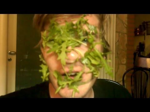 HOW TO BE A SALAD! - YouTube, this is a very old video but it's one of the funniest pewdiepie video I have seen so far.