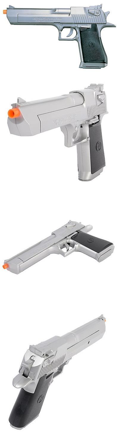 Pistol 160923: Soft Air Desert Eagle .44 Magnum Spring Powered Airsoft Pistol ... Free Shipping -> BUY IT NOW ONLY: $31.1 on eBay!