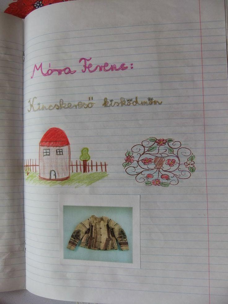 A tanító néni jegyzetei: Kincskereső kisködmön