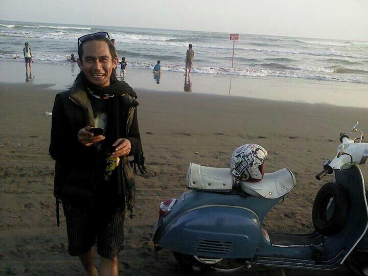 Pantai Parang Tritis, Jogjakarta
