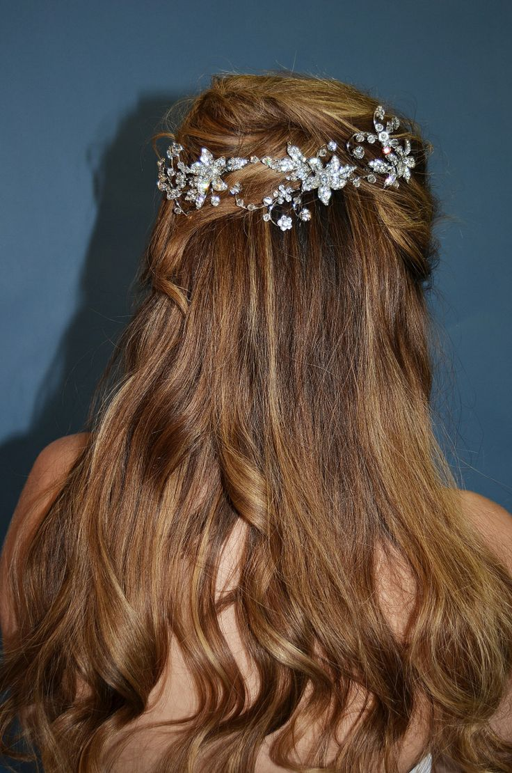 Enchanting Elena Prom Prom Hair Accessories Prom Hair