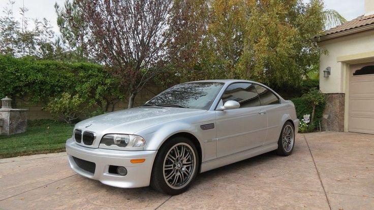 Cool Awesome 2002 BMW M3  2002 BMW M3 2018