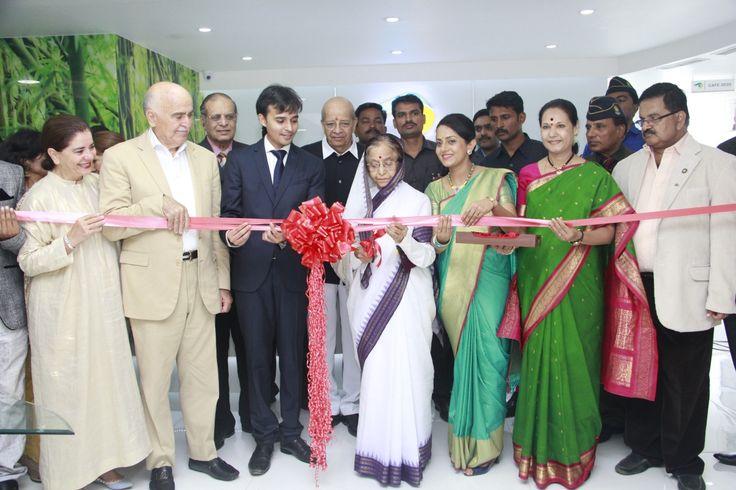 Inauguration By Mrs. Pratibha Patil