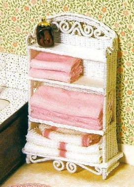 how to: bathroom shelf