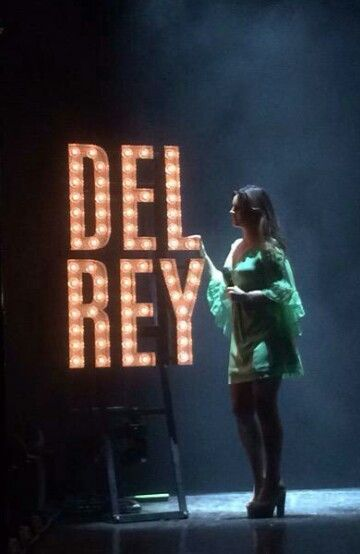 Lana Del Rey in Michigan #LDR #Endless_Summer_Tour