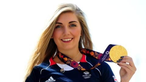 Amber Hill - Olympic Rio 2016