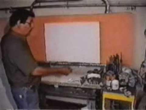 curso de pintura al oleo capitulo 1 - YouTube