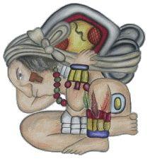 Tzolkin de Guatemala - Nawal No'j (significado y Cruz Maya)