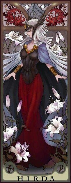 Hilda de Polaris                                                                                                                                                                                 Más