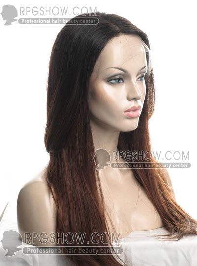 Stock Ombre Color Full Lace Wig - Straight - NS001-s [NS001] - $314.99 : Full Lace Wigs|Lace Front Wigs|Lace Wigs @ RPGSHOW