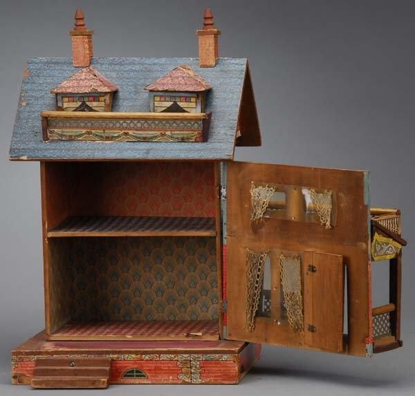42 Best Images About Dollhouse Plans On Pinterest