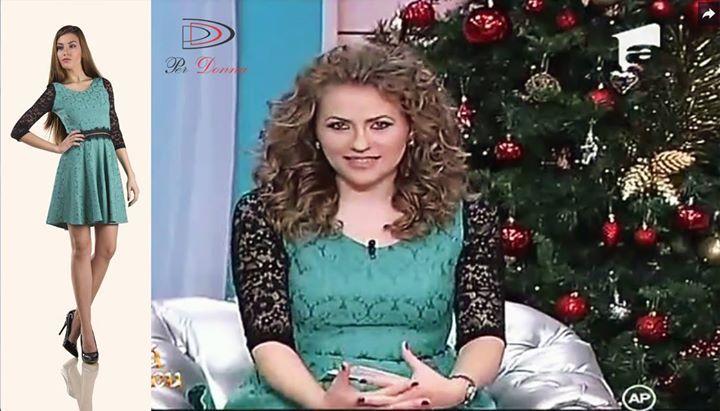 #vaida #perdonna #rochieturcoaz www.perdonna.ro