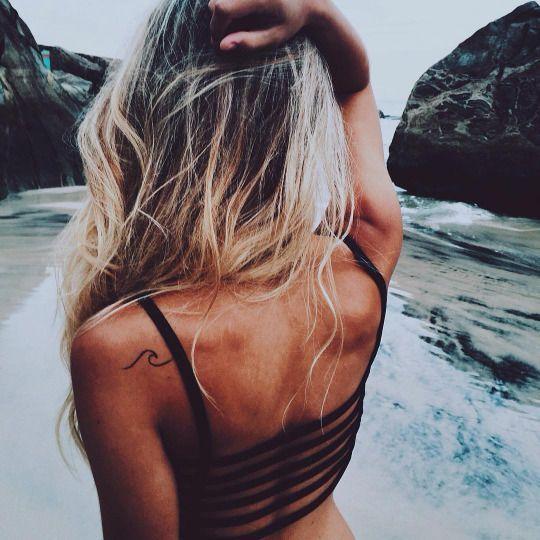 Wave.   Tattoologist   Bloglovin'