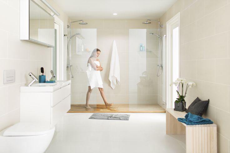 Uuden kylpyhuoneen suunnitteluun ja toteutukseen kannattaa käyttää aikaa ja ammattilaisen apua.