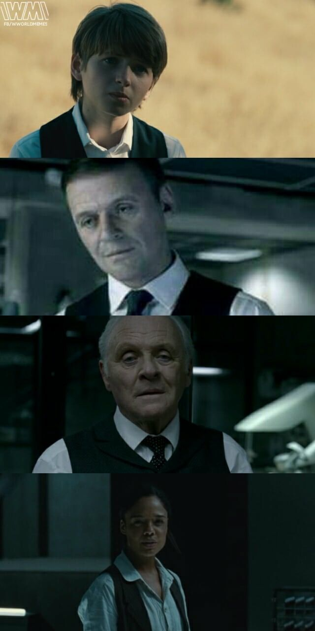 The Evolution Of Dr Robert Ford Westworld Memes Westworld Hbo