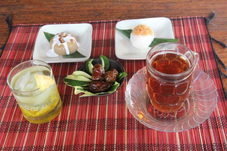 """Paket Puding Kurma At """"Waroeng Dhahar Pulosegaran"""" Tembi Rumah Budaya"""