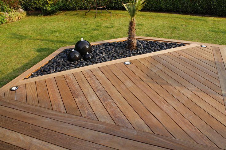 Terrasse en IPE 45 m² | Ambiance Wood