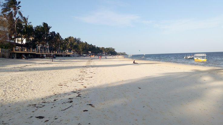 Bamburi Beach, Mombasa, Kenya