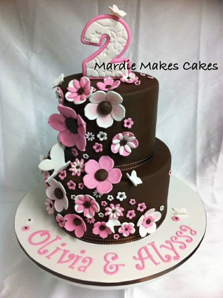 195 best Nia images on Pinterest Fondant cakes Cake ideas and