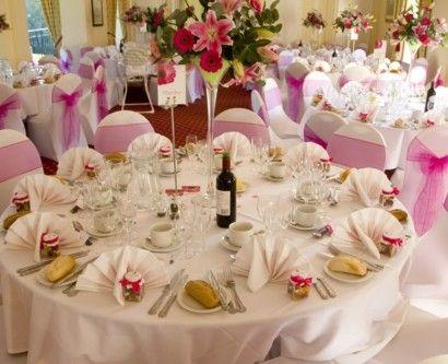 Dekoration Hochzeit Hochzeitsdekoration Ideen Zauberhafte Tisch
