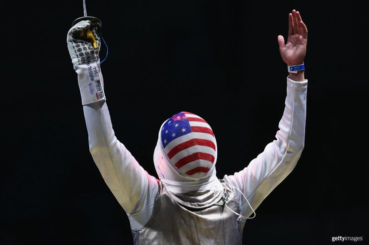 U.S. Olympic Team @TeamUSA  4h4 hours ago IT'S OFFICIAL!   It's either going to be #GOLD or #SILVER for @AMassialas!