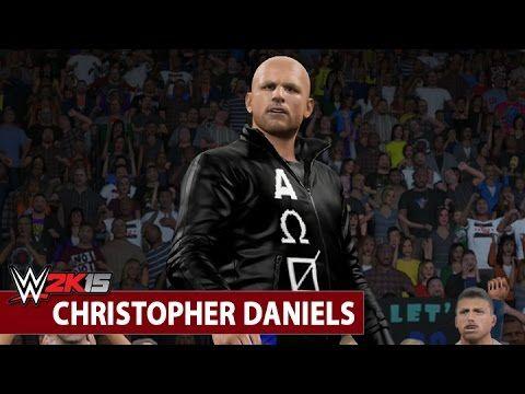 WWE 2K15 Community Showcase: Christopher Daniels (PlayStation 4)