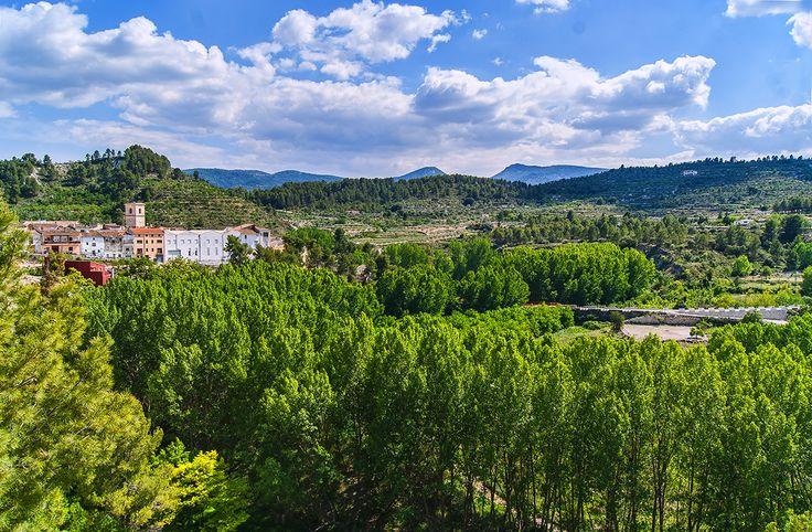 #Benilloba, población de la  comarca del #Comtat