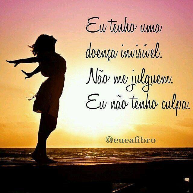 #eueafibro #fibromialgia #doencainvisivel