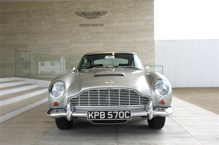 Classic *** DB5 2016 Restoration Ready Now *** for sale in Bucks with Classic