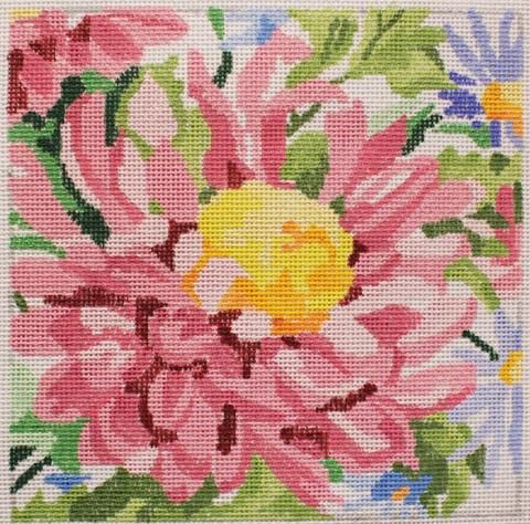 Jean Smith # 54B Small Loving Bouquet | 8 x 8, 13 Mesh