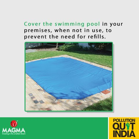 We all love our swimming pools, let's take care of it too smartly.