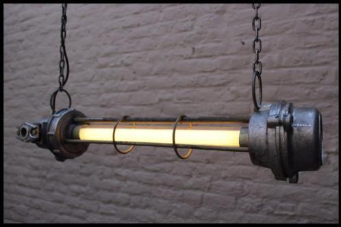 ≥ Industriele explosievrij TL lamp Bully Kooilamp fabriekslamp - Lampen | Hanglampen - Marktplaats.nl
