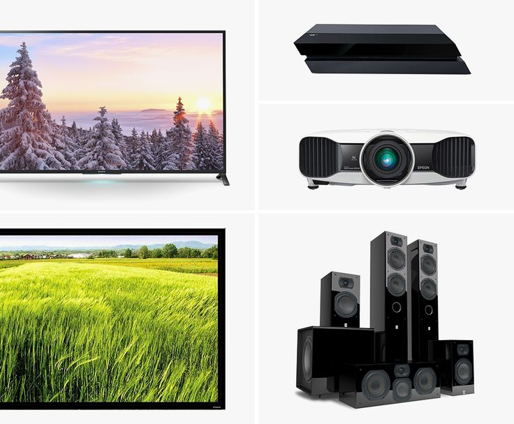 With the help of experts in the home theater business, we've assembled the best home theater systems at several budgets.