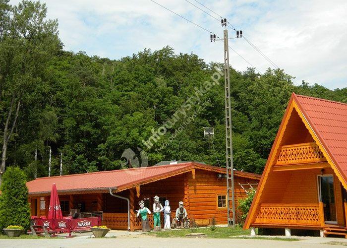 Ośrodek Turystyczno-Wypoczynkowy ZŁOTY POTOK - Galeria - Infoturystyka