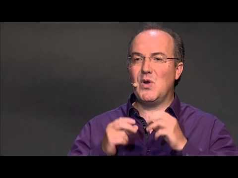 Très humain plutôt que transhumain | Alain Damasio | TEDxParis - YouTube