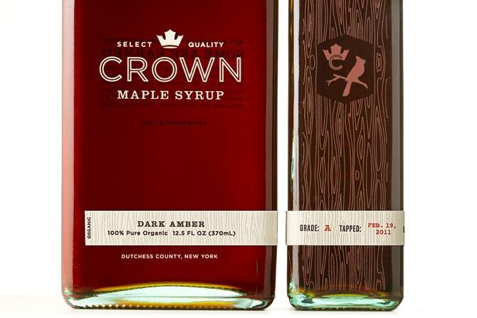 Crown Maple - Studio MPLS | Package Design | Logos | Branding | Minneapolis