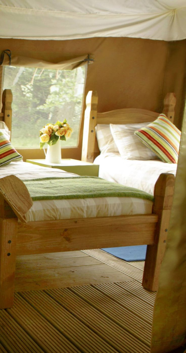 3 Bedroom Glamping/Tent in Lancashire, United Kingdom