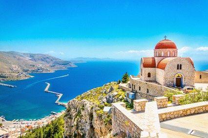 Korfu Urlaub: 8 Tage im 4* Hotel inkl. Flüge, Mietwagen & All In für nur 529€