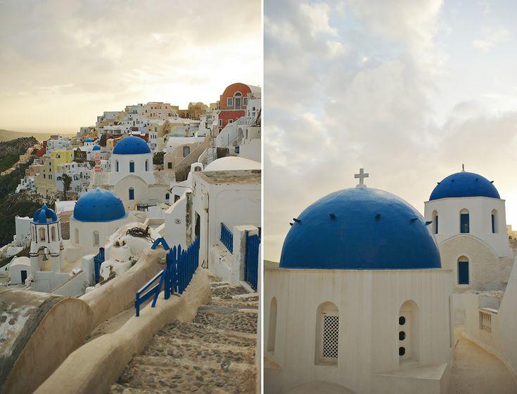 Elopement in Santorini | Greece Mykonos Santorini Athens Wedding Photographer