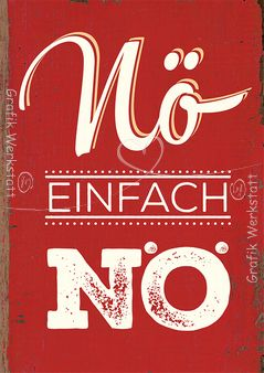 Nö - Postkarten - Grafik Werkstatt Bielefeld