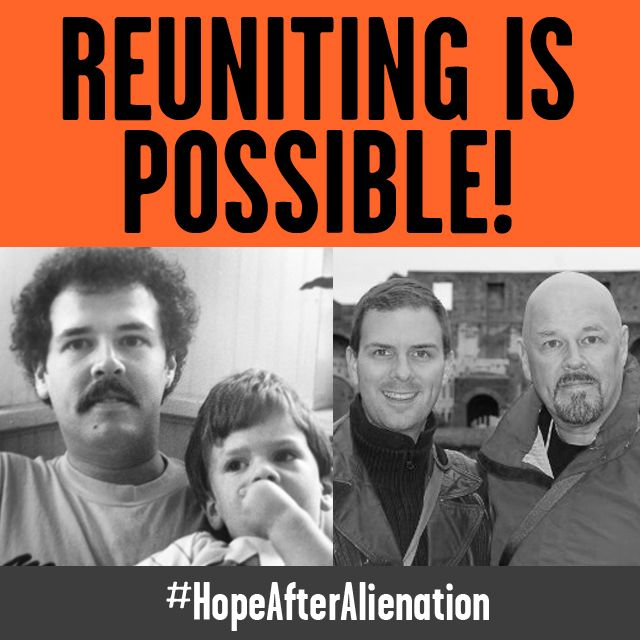 Ryan Thomas Speaks I Child of Parental Alienation to reuniting with father