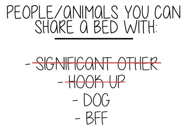 9 Charts That Perfectly Describe Your Relationship With Your BFF @julando