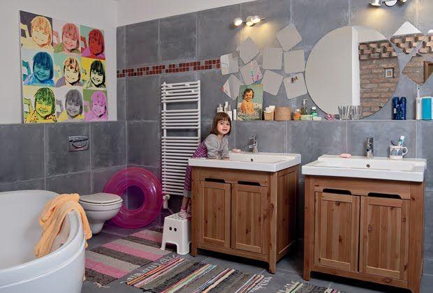 Family Friendly Bathroom Design Ideas ~ Best kid friendly bathrooms ideas on pinterest