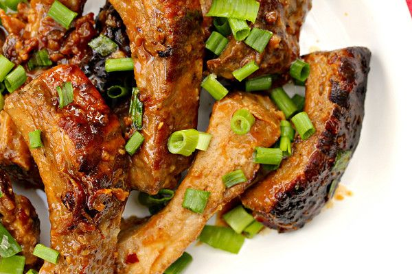 Honey Maple Garlic Baby Back Ribs | Pork Ribs Recipes | Pinterest