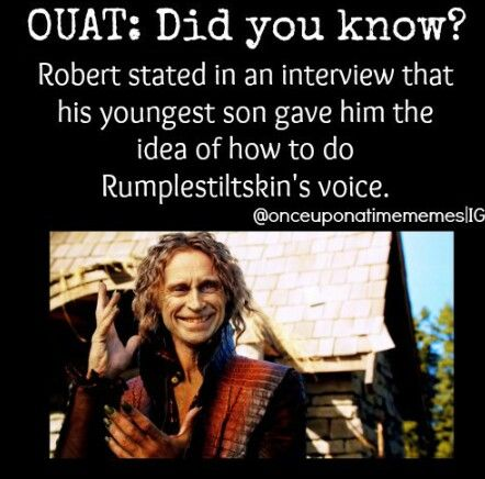 OUAT: Did you know