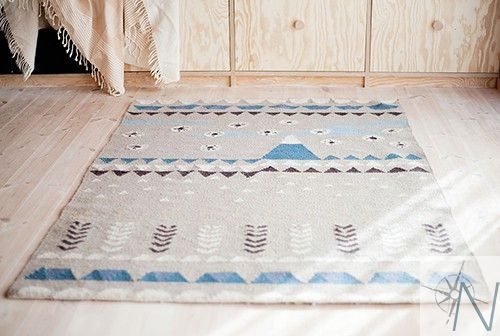 Dywan FLAKY FIELDS & MOUNTAIN DROPS 200x300 cm Nord Home & Living